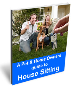 A home owners guide to House Sitting